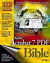 Adobe Acrobat 7 PDF Bible