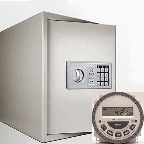 Time Lock Depository Safe Large