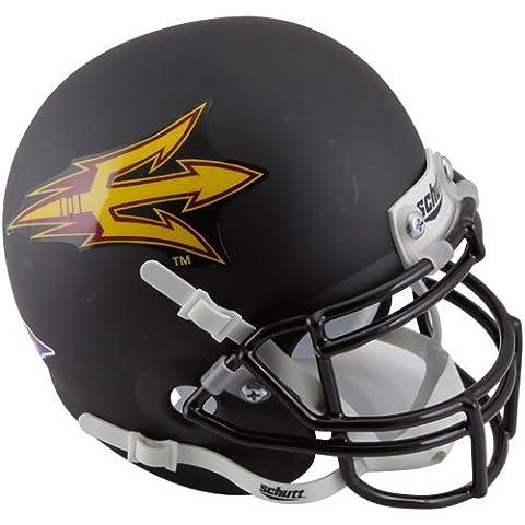 Arizona State Sun Devils NCAA Mini Authentic Football Helmet From Schutt. by Schutt