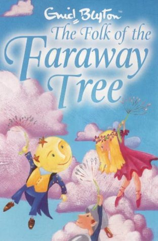 Book cover for The Folk of the Faraway Tree
