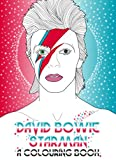 David Bowie: Starman: A Coloring Book - Laura Coulman
