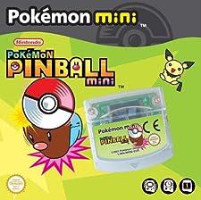 Pokémon Mini Pinball