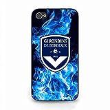 FC Girondins De Bordeaux Football Club Phone coque iPhone 4/iPhone 4S Phone coque FC...