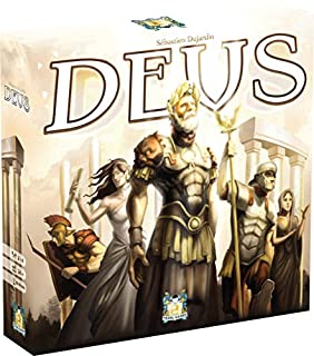 Asmodee HE743 Deus, Spiel (B00OY8S7MM) | Amazon price tracker / tracking, Amazon price history charts, Amazon price watches, Amazon price drop alerts