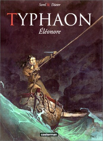 Typhaon, tome 1 : Eléonore
