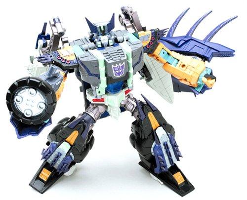Transformers Galaxy Force GD-01 Master Megatron Action Figure (Action Master Transformers)