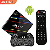 【Android 8.1 ♥ 4GB + 32GB】2019 H96 MAX + 4GB + 32GB RK3328 - Best Reviews Guide