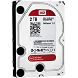 WD - WD20EFRX Red - Disque dur interne (Bulk) NAS 2 To 3,5 pouces SATA intellipower