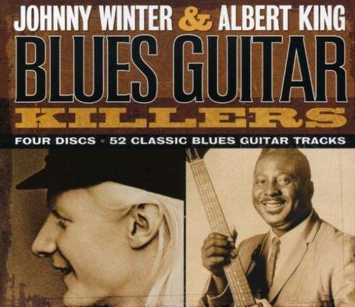 Blues Guitar Killers Albert King-box