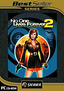Sierra Best Sellers: No One Lives Forever 2 [import anglais]