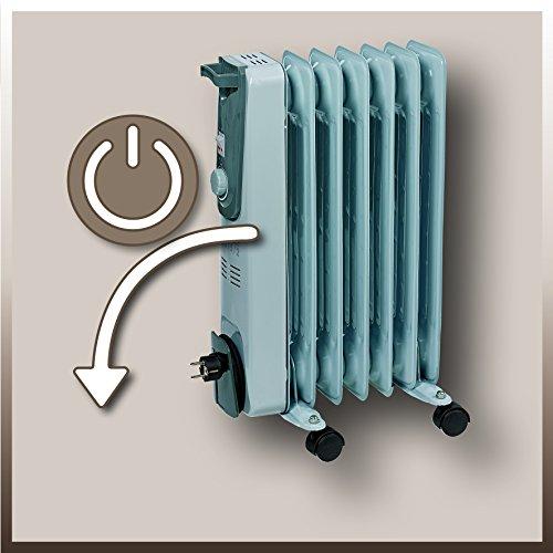 Einhell Heizung Ölradiator / 1500 Watt - 8