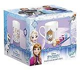 Disney Die Eiskönigin 680050.0 - Tasse zum Bemalen, Schreibwaren