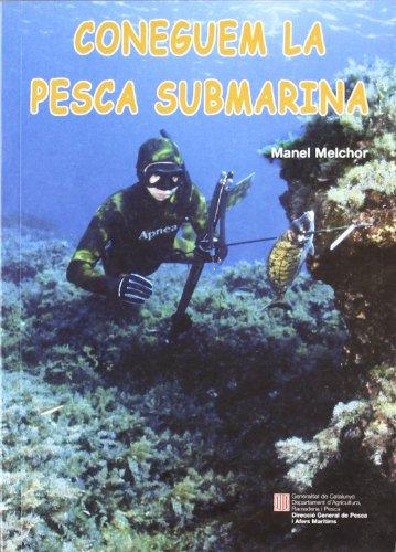 Coneguem la pesca submarina por Vv.Aa.
