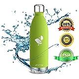 Aorin 750ml Trinkflasche (Apple Green) - 2