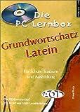Grundwortschatz Latein, 1 CD-ROM F�r Schule, Ausbildung und Beruf. F�r Windows 95/98 oder 2000. CD-ROM m. 1.566 Lernktn. Bild