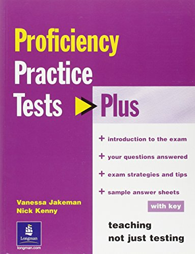 Practice Tests Plus CPE with Key