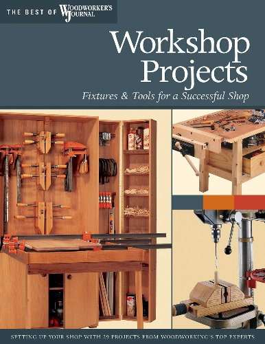 ixtures & Tools for a Successful Shop (The Best of The Woodworker's Journal) (English Edition) (Workshop-tools)