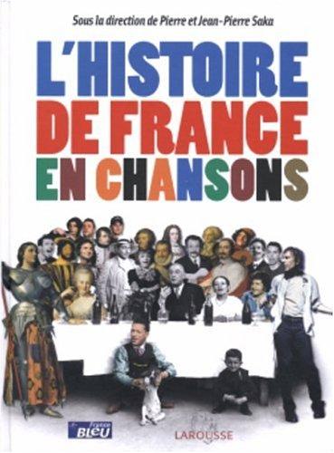 L'histoire de France en chansons