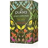 Pukka groene collectie thee 15 zakken (Pack van 2)
