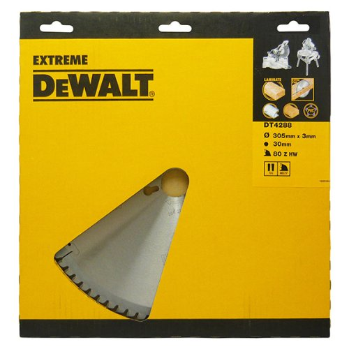 Preisvergleich Produktbild DEWALT DT4288 Serie 40 Büroeinteilung Kreissägeblatt - 305 mm x 30 mm - 80T