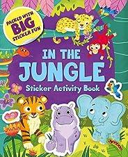 In the Jungle Sticker Activity Book