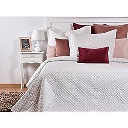 Tiendas Mi Casa - Colcha bouti ESTELA (cama 105 cm (200x270 cm)), incluye funda cojín 50x70 cm.