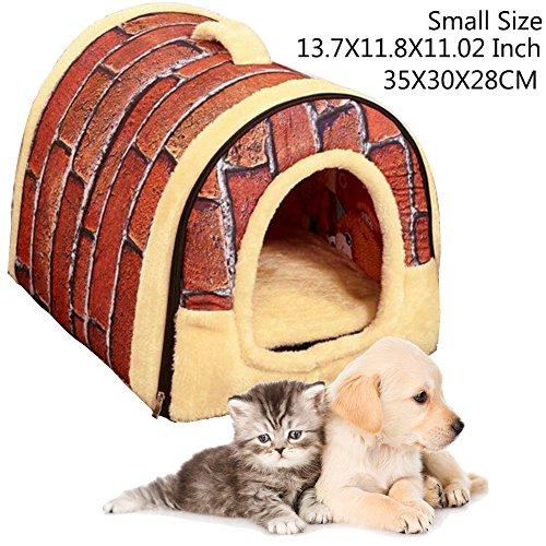 hund-sofa-bett-crate-nest-haus-soft-komfortable-indoor-gefaltet-zu-haustier-katze-mobel-milti-funkti