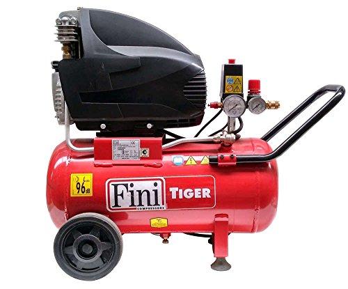 Compressore Monstadio Fini Tiger MK 265 25 Lt 2 HP