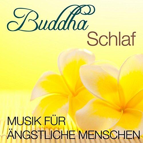 Buddha Schlaf - Musik für ängstliche Menschen, Unglaublich entspannende Musik mit neuer Alter Klänge und Geräusche der Natur (Regen und Meer), Japanische Flöte und Shakuhachi-Flöte. Klang Der Flöten