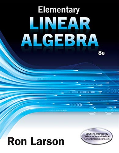 Download Pdf Elementary Linear Algebra Mindtap Course List