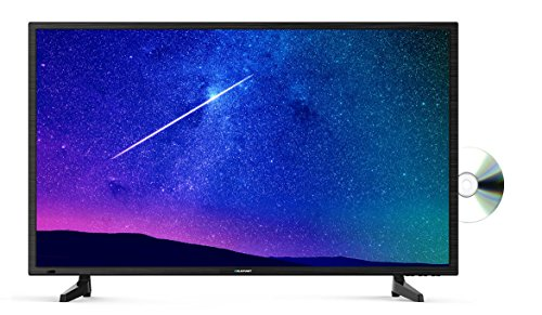 Blaupunkt 32/133O-WB-11B-EGDU-UK 32-Inch 720p HD Ready LED TV (Built-in DVD Player, Freeview HD)