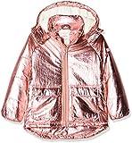 ESPRIT KIDS Mädchen Jacke RM4205309, Rosa (Copper Rose 302), (Herstellergröße:128+)