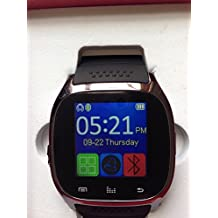 RWATCH M26 Smart Bluetooth Watch 1.4 Inch Touch Screen with Mic (black)