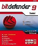 BitDefender 9 Standard (1 Lizenz, 2 Installationen)