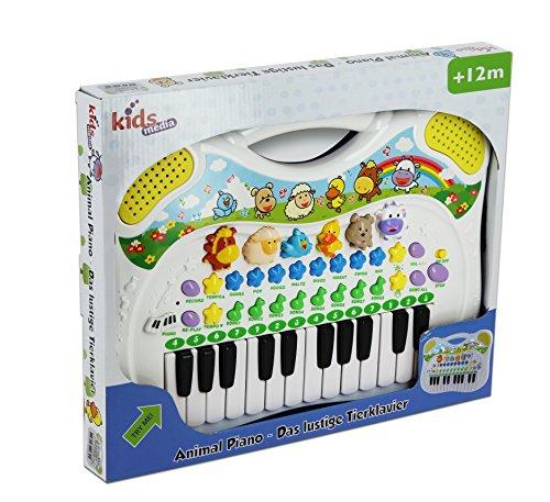 Animal Piano DES22061 lustige Ti...