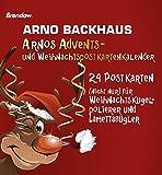 Image de Arnos Advents- und Weihnachtspostkartenkalender: 24 Postkarten (nicht nur) für Weihnachtsbaumkugelp