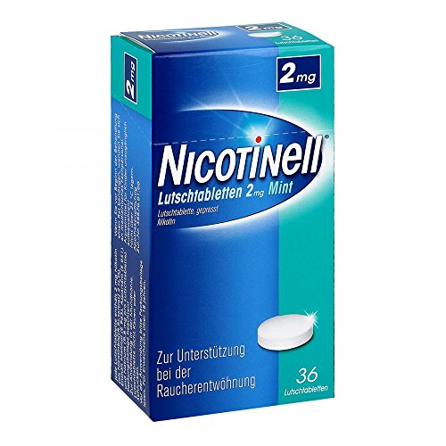 Nicotinell 2mg Mint 36 stk