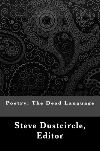 Poetry: The Dead Language (Black): Volume 2