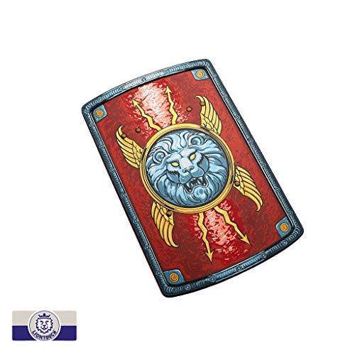 Liontouch 30001LT Römer Schild Aus Moosgummi | Teil von Kostüm mit Schwert