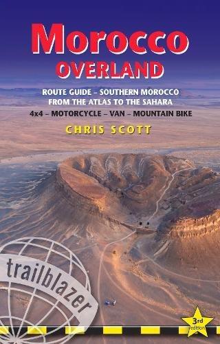 Morocco Overland. Trailblazer. por Chris Scott