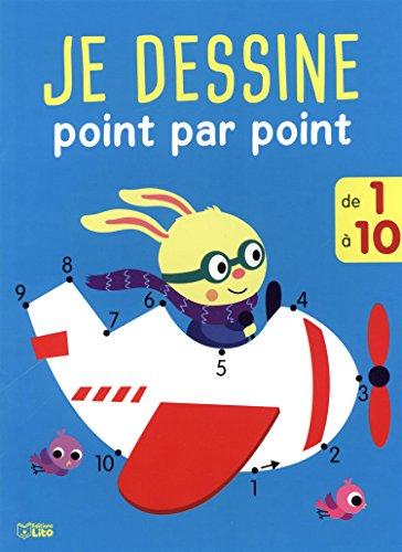 Point par point progressif : L'avion 1 à 10 - Dès 3 ans par Rozenn Follio-Vrel