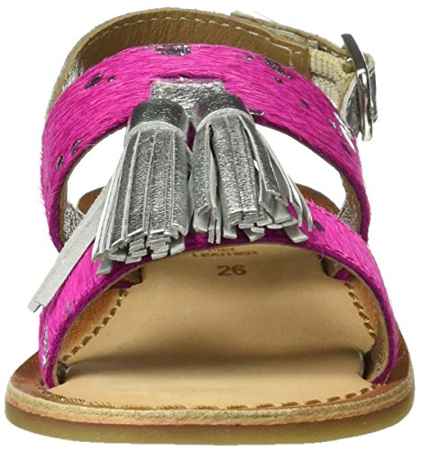 Gioseppo Cowkid, Sandales fille Rose