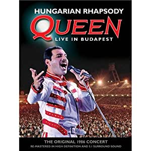 Hungarian Rhapsody : Live In Budapest [Blu-ray]