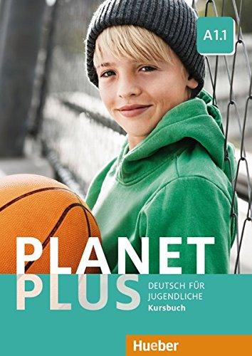Planet plus deutsch für jugendliche kursbuch per la scuola media con ebook con espansione online: planet plus a11