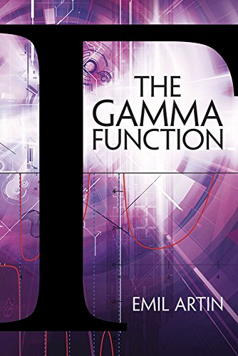 The Gamma Function (Dover Books on Mathematics) por Emil Artin