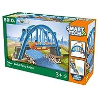 BRIO 33961 World-Smart Tech-Lifting Bridge,