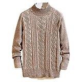 Btruely Pullover Herren Mode Patchwork Sweatshirt Lange Ärmel Mantel Outwear Herren Winter Casual Langarm Strickpullover Tops Bluse -