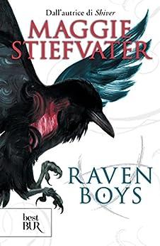 Raven boys di [Stiefvater, Maggie]