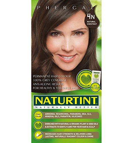 Naturtint 4N Natural Chestnut - 1 x 165ml