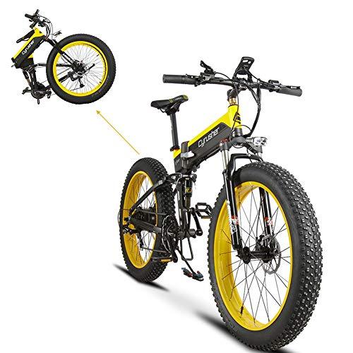 Extrbici Vélo Pliable électrique XF690 500...